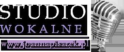 Studio wokalne - Joanna Pisarek